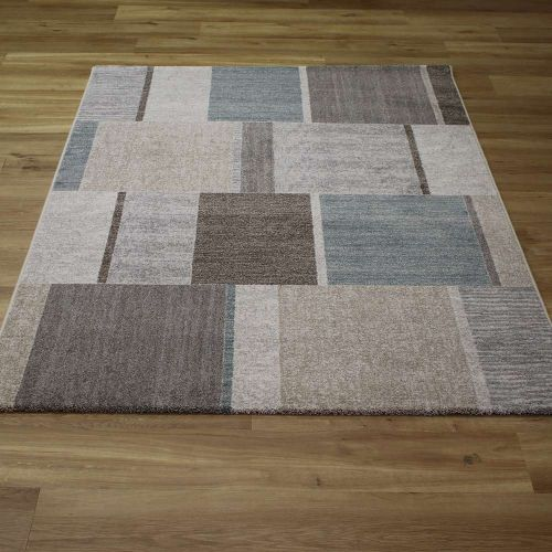 Blue Grey Nomad Rug 26029 6212