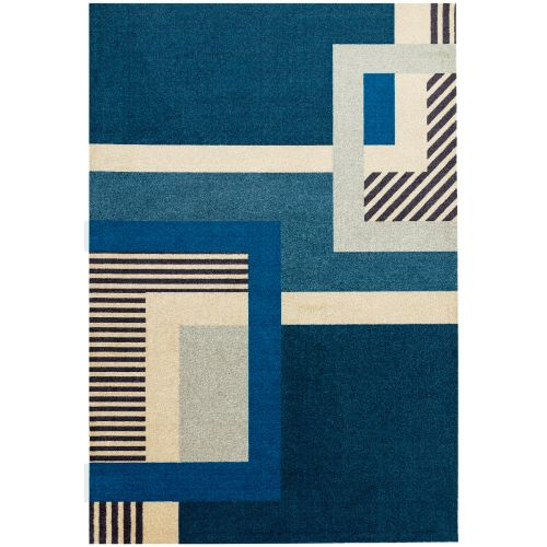 Riley Rug RL01 in Blue