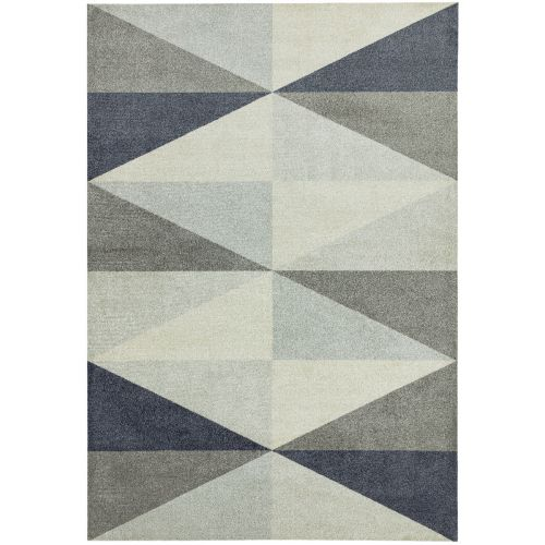 Riley Rug RL05 in Blue
