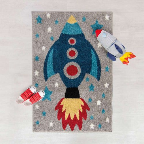 Rocket Multi Coloured Rug