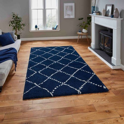 Royal Nomadic 5413 Navy Rug