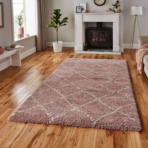 Royal Nomadic Rug 5413 Rose