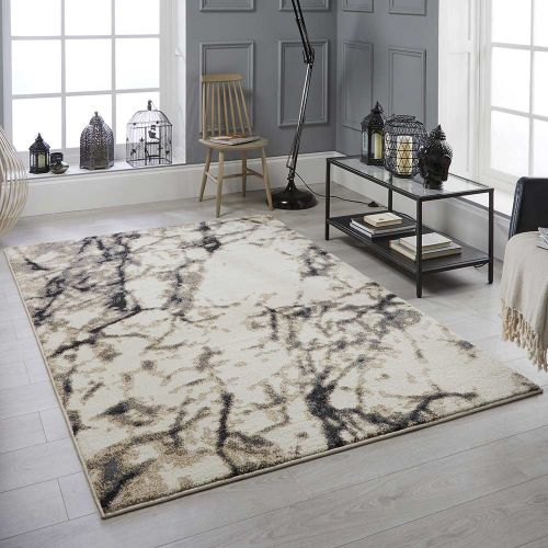 Sansa 2062 Y Rug Contemporary Cream/ Grey