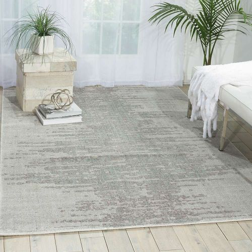 Seafoam Twilight Rug Abstract TWI11
