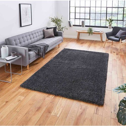 Sierra 9000 Dark Grey Rug