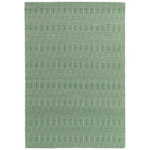 Sloan Green Rug 66x200cm size