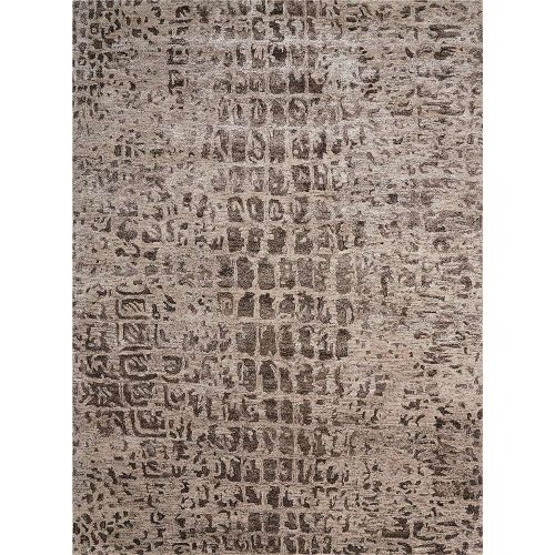 Smoky Quartz Gemstone Rug GEM06