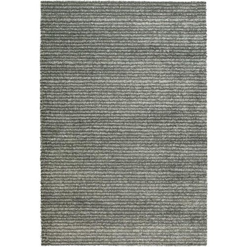 Spectrum Shaggy Rug 03 Dark Grey