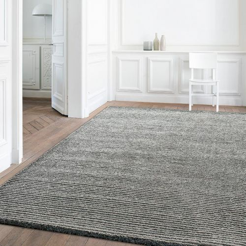 Spectrum Shaggy Rug 03 Mid Grey