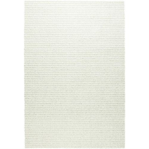 Spectrum Shaggy Rug 03 White
