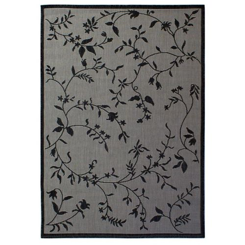 Spring Kitchen Rug Grey