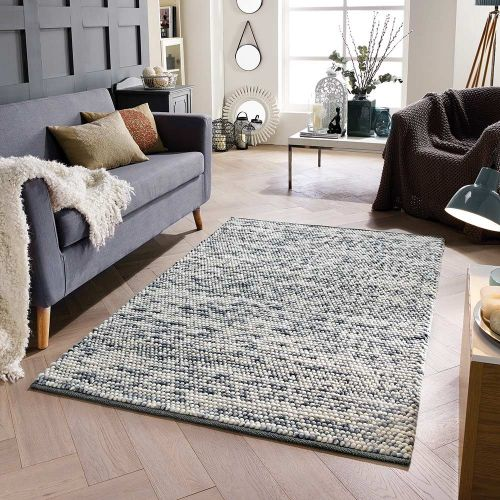 Sumi Grey Contemporary Rug