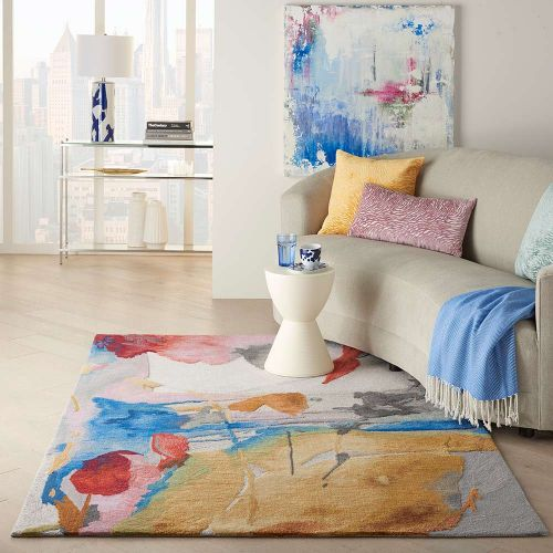 Symmetry SMM11 Multicolor Rug
