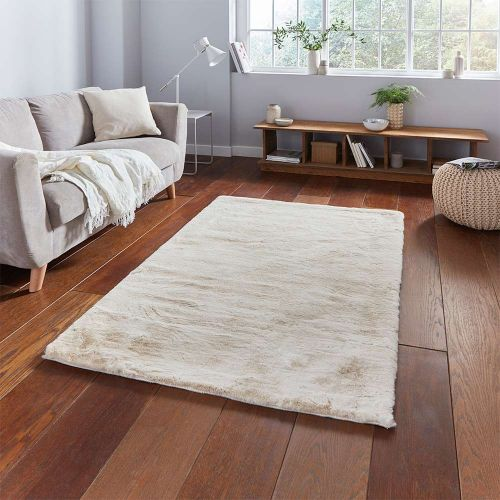 Teddy Soft Shaggy Beige Rug