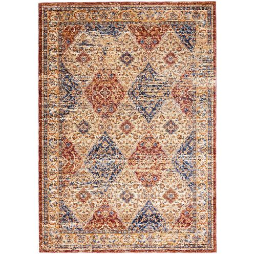 Traditional style Lagos Rug LAG05 Multi
