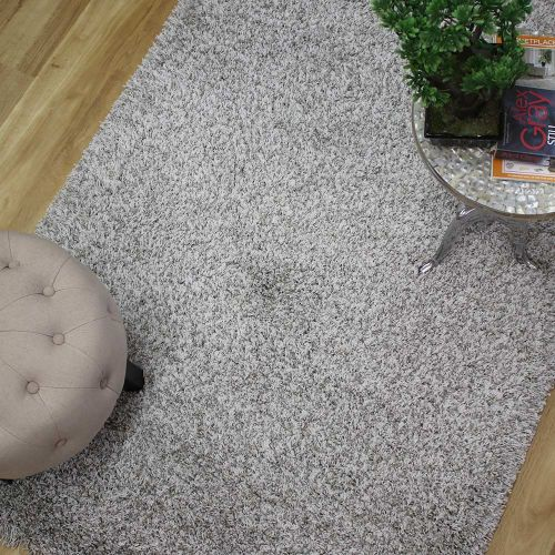 Twilight Rug Silver Grey 390001 6688