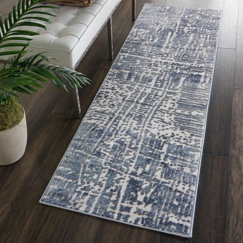 Abstract Urban Décor URD01 Slate Ivory Rug
