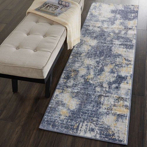 Abstract Urban Décor URD05 Ivory Sky Rug