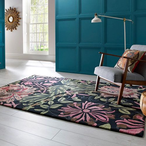 V&A Honeysuckle Rug Multicolour