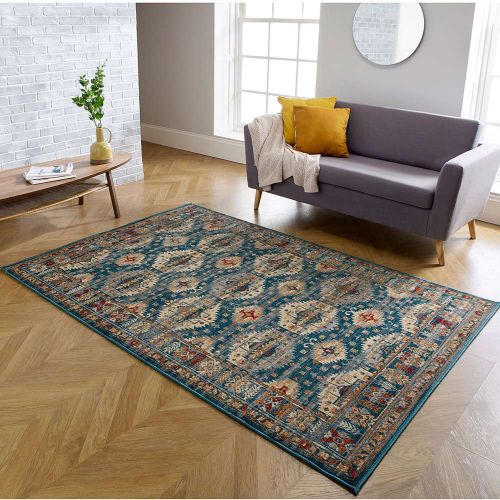 Valeria 8024F Patterned Rug