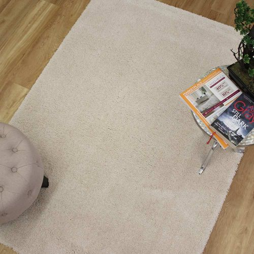 Washable Rugs Cosy Cream