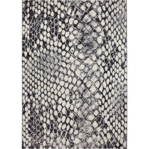 WECON Home Snake Silver Rug