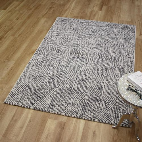 Woodstock Rug 6278 Grey Ivory