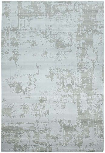 Astral Rug Abstract Silver AS13