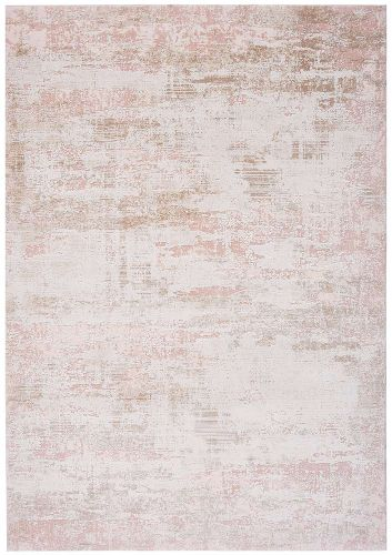 Astral Rug AS02 Pink 3D Abstract Style