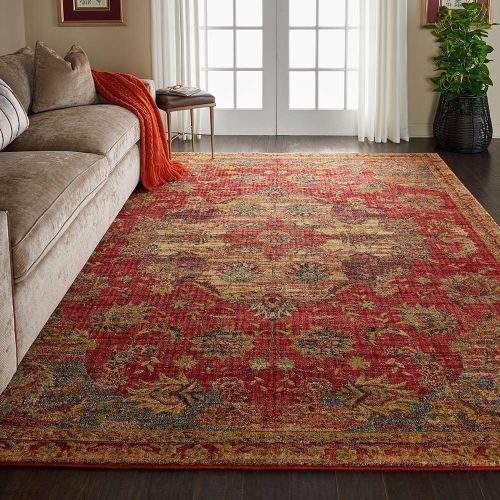 Classic Rug JEL01 Red Rug
