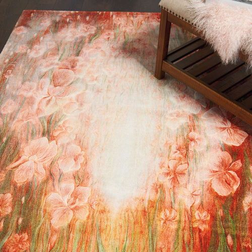 Patterned Lidas Collection LIDA3 Multi Rug