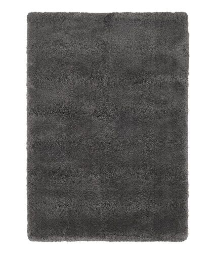 Lulu Soft Touch Rug Charcoal