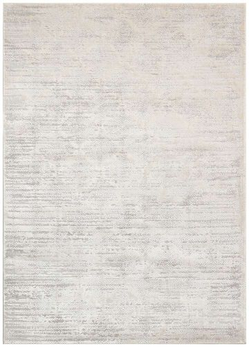Luzon LUZ807 Grey Ivory Rug by Concept Looms