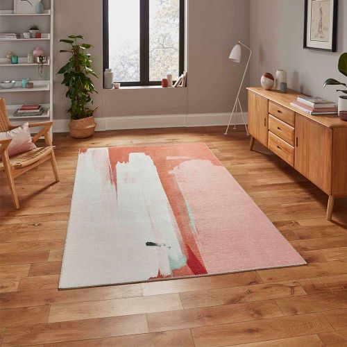 Michelle Collins AB0156 Terra Ivory Rug