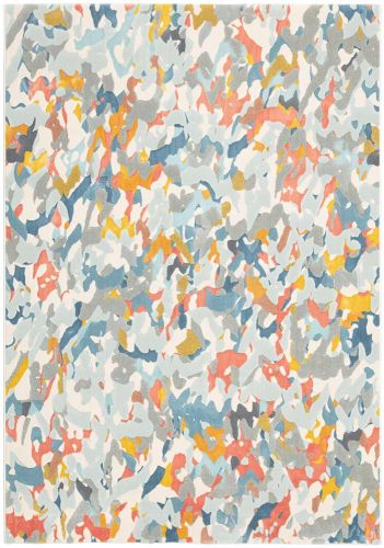 Modern Abstract Rugs City 123 AK991