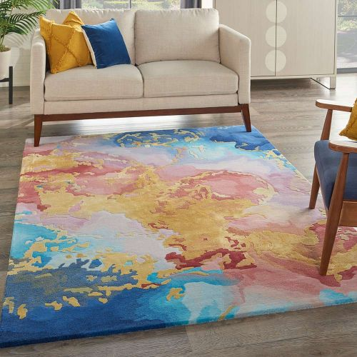 Prismatic PRS18 Multi Abstract Rug