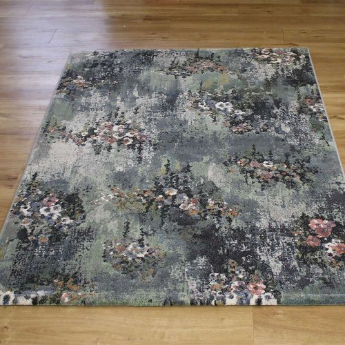 Green Lime Galleria Rug 63499 7646