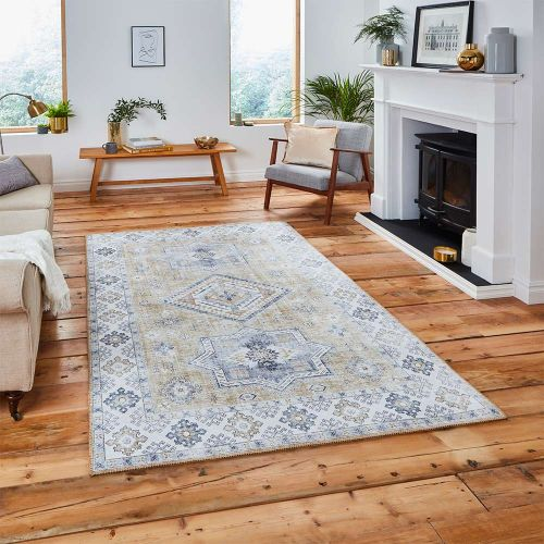 Topaz G4705 Traditional Gold Rug