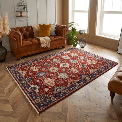 Traditional Red Rug Nomad 4601S