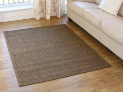Zoning with large rugs