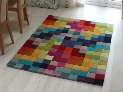 The meanings of colours: Choosing the perfect rug
