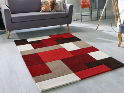 The beauty and benefits of wool rugs