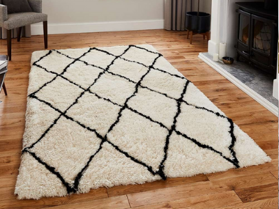 How to clean and care for shaggy rugs