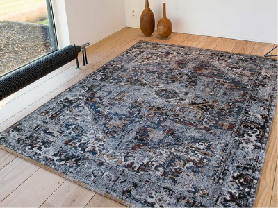 How To: Use Area Rugs to Cover Laminate Floors