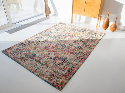 How To: Introducing A Rug To A Large Space