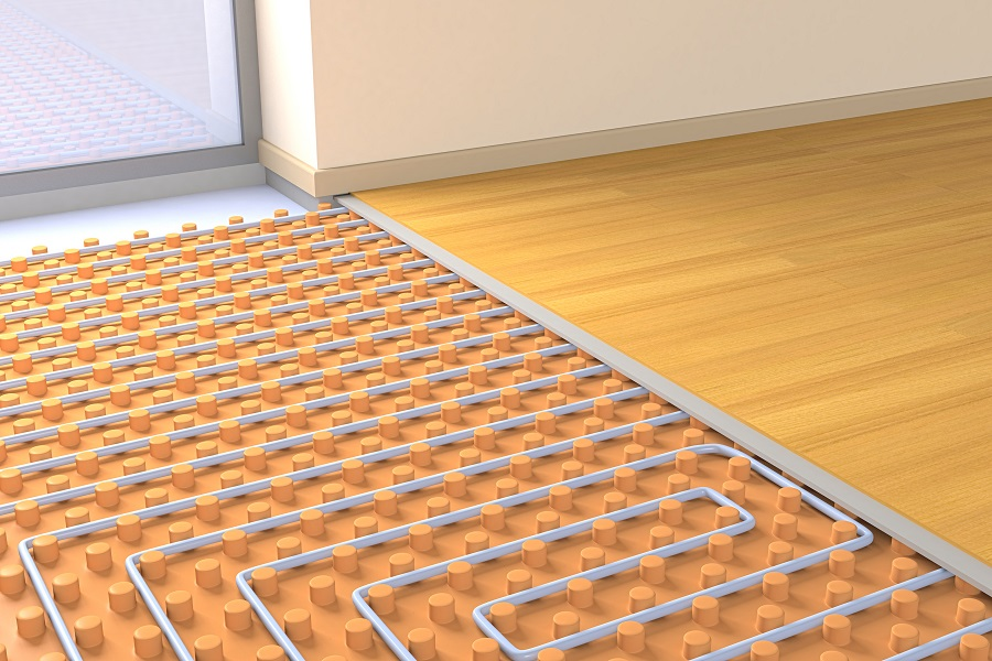 Rugs And Underfloor Heating The Fact